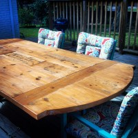 Ana White | Patio Table with Built-In Cooler - DIY Projects
