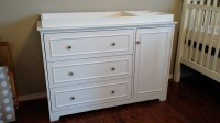 Ana White | Changing Table / Dresser - DIY Projects