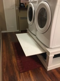 Ana White | Washer & Dryer Pedestal - DIY Projects