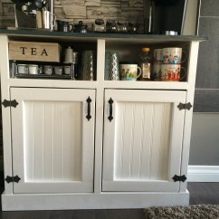 Kitchen Cabinet Cost Outdoor Plans Pdf Ana White | Shanty Open Shelf Coffee Station - Diy Projects