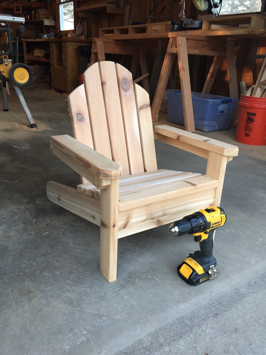 miniature adirondack chairs auto recliner ana white mini chair diy projects