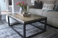 Ana White | Industrial Coffee Table - DIY Projects