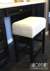 Ana White | Cheshire Vanity Stool - DIY Projects