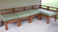 Ana White | Outdoor Sectional with 2x4s - DIY Projects