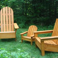 Adirondack Chair Diy Ana White Oversized Zero Gravity With Canopy Chairs For The Family Projects