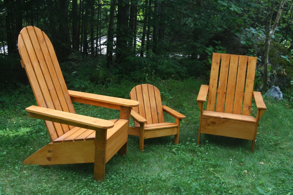 adirondack chair diy ana white black covers with silver sash chairs for the family projects