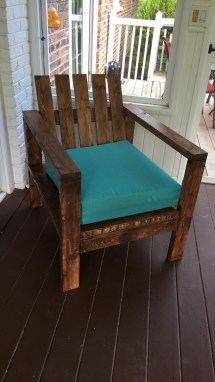 Ana White 2x4 Chair Match Outdoor Sectional - Diy