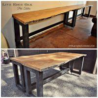 Ana White | DIY Convertible Bar / Pub Table - DIY Projects