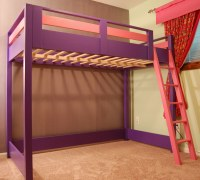 Ana White | Sleep and play loft bed - DIY Projects