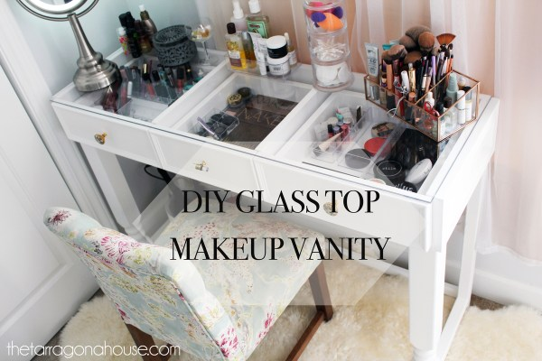 Ana White Diy Glass Top Vanity - Projects