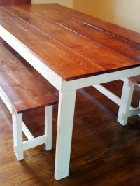 Ana White | Rustic Table - DIY Projects