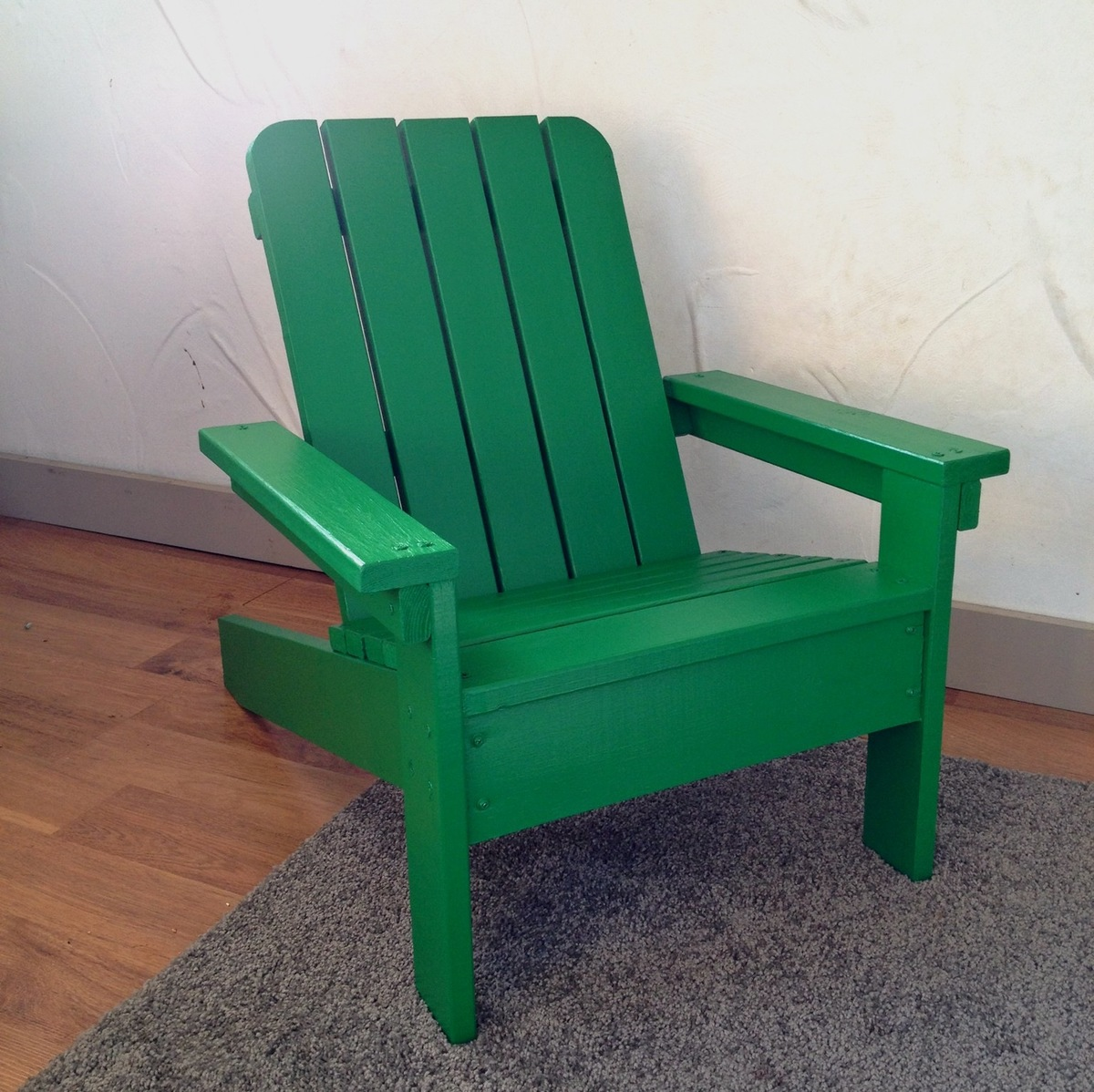 Ana White  Childs Adirondack Chair  DIY Projects