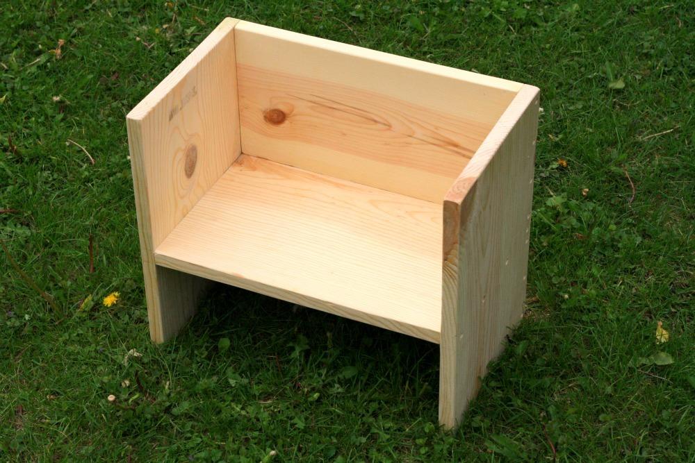 Ana White  Kids Flip ChairToddler Flip Seat  DIY Projects