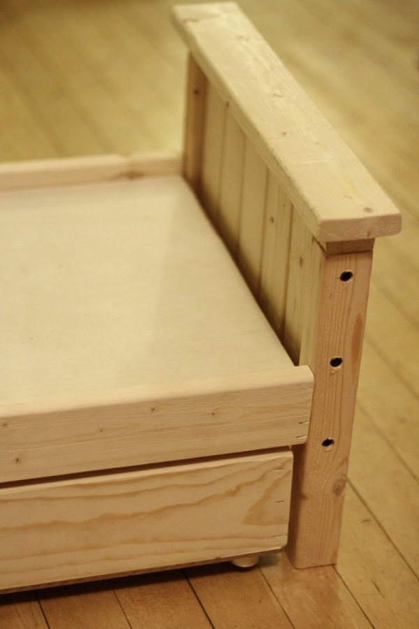 Ana White Doll Bed Plans