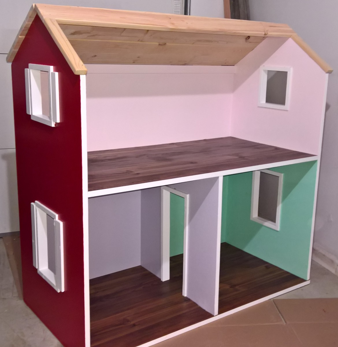 18 inch doll chair diy rentals san antonio ana white 2 story american girl dollhouse projects