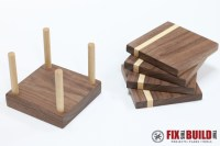 Wood Drink Coaster | www.pixshark.com - Images Galleries ...