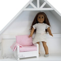 18 Doll Sofa Diy 4 Seater Fabric Recliner Ana White American Girl Or Couch Plans Projects