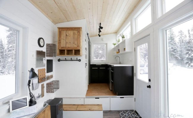 Ana White Slide Out Entry Pantry Cabinet For Tiny House