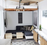 Ana White   DIY Elevator Bed for Tiny House - DIY Projects