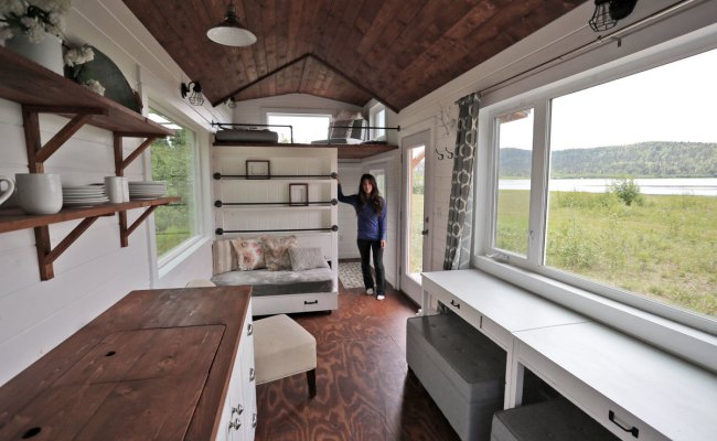 Quartz Tiny House Free Tiny House Plans Ana White