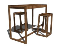 Home Design  Pub Tables And Chairs