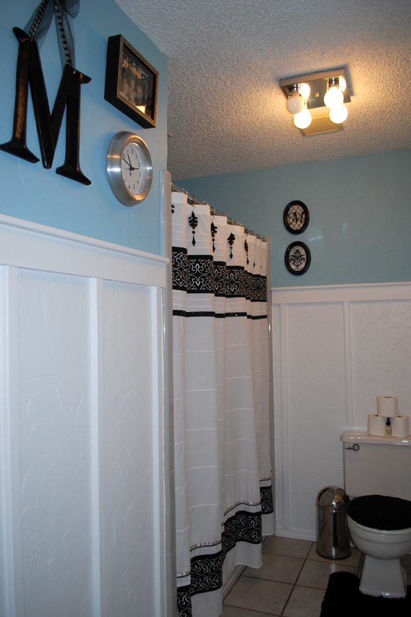 Ana White  Board and Batten Bathroom  DIY Projects