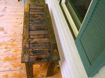 Ana White Simple Bench Pallets - Diy Projects