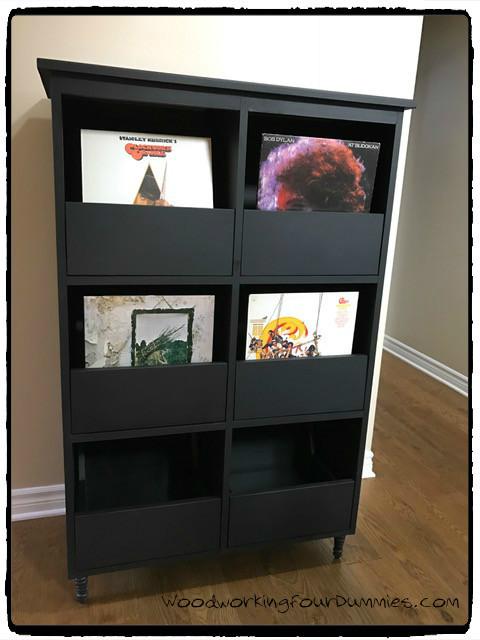 Record Cabinets