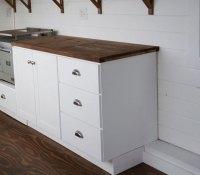 Ana White | Tiny House Kitchen Cabinet Base Plan - DIY ...
