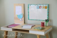 Ana White   Desktop with Storage Compartments - Build-Your ...