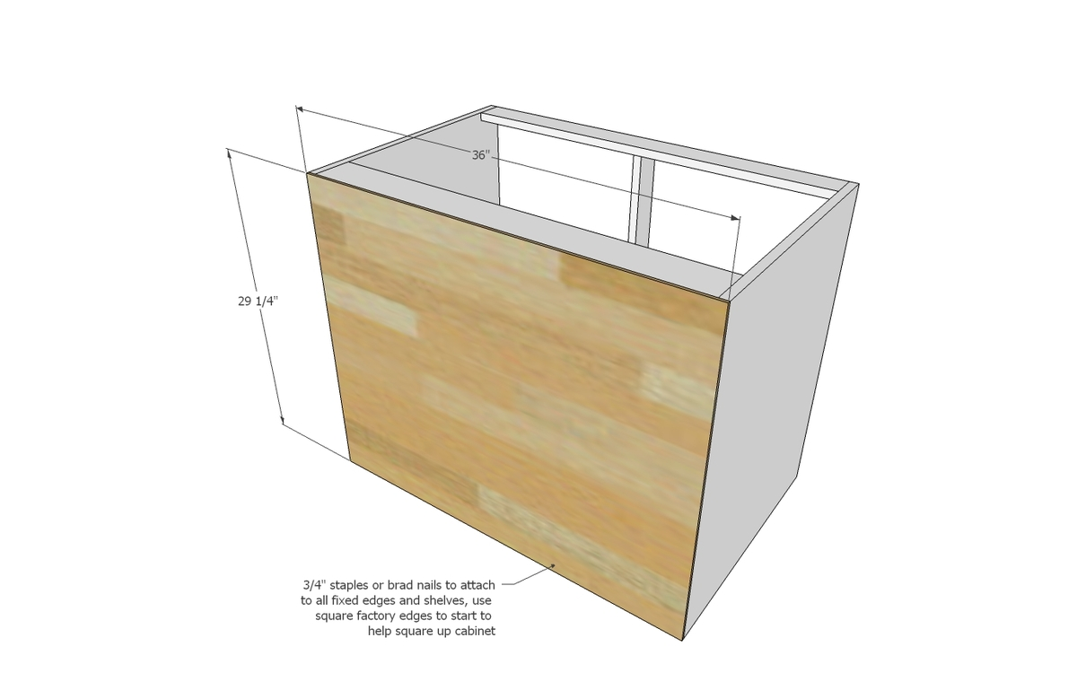 kitchen cabinet plans mat sets sink andybrauer