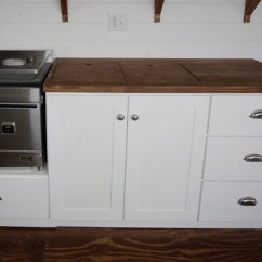 Kitchen Floor Cabinet Menards Sinks Ana White Euro Style Sink Base For Our Tiny House