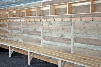 Ana White | Easy Mudroom Benches or Locker Room Benches ...