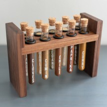 Ana White Test Tube Spice Rack - Diy Projects