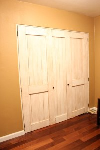 Ana White | Closet Door and DVD Storage - DIY Projects