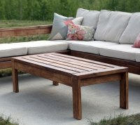 Ana White | 2x4 Outdoor Coffee Table - DIY Projects