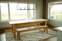 84+ Dining Table Bench Ana White - Kitchen Build Your Own ...