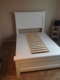 Ana White | Farmhouse Storage Bed with Drawers - Twin and ...