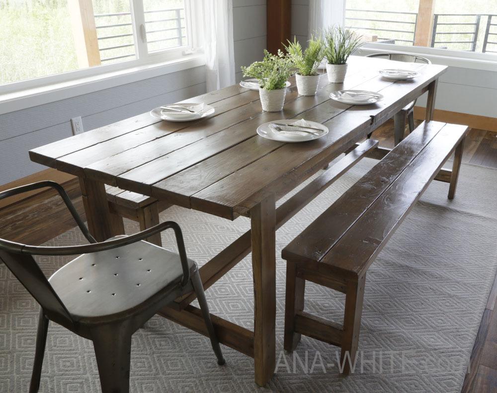 living room set diy retro decor ana white beginner farm table 2 tools 50 lumber projects