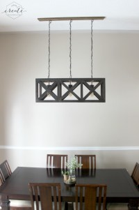 Ana White | Industrial Pendant Light Featuring Love Create ...