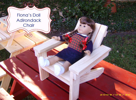 adirondack chair diy ana white wheel online price fiona s doll projects