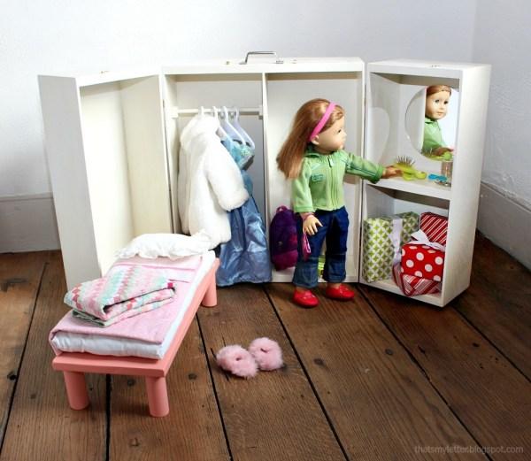 18 Inch Doll Furniture DIY