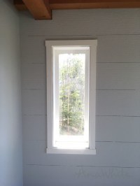 Ana White | Simple Shaker Window Trim - DIY Projects