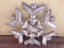 Ana White Snowflake - Diy Projects