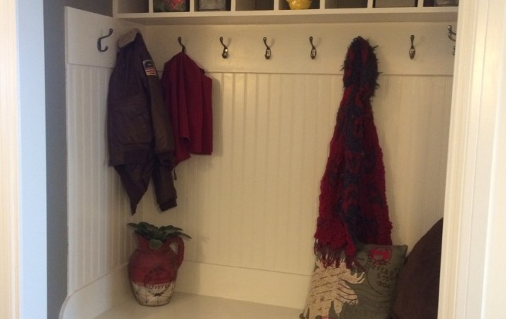 Ana White Coat Nook Diy Projects