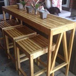 Outdoor Bar Chairs Office Amazon Ana White Sutton Custom Stools Diy Projects