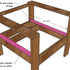 Wooden Lounge Chair Plans Chairs Under 50 Ana White Simple Outdoor Diy Projects