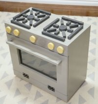 Ana White | Foodie Play Kitchen Stove Wood Toy - DIY Projects