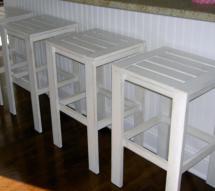 Ana White Stools Bar Table Simple