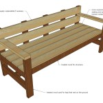 Outdoor Wood Furniture Finishing Secrets Ana White